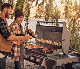 barbecue a gas migliore