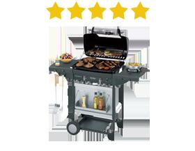 barbecue a gas scelta preferita