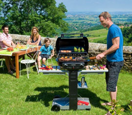 barbecue elettrico gas o carbonella