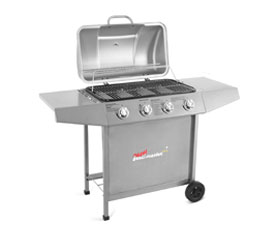broilmaster BBQGL03EU Silber