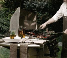 trucchi per il barbecue a gas